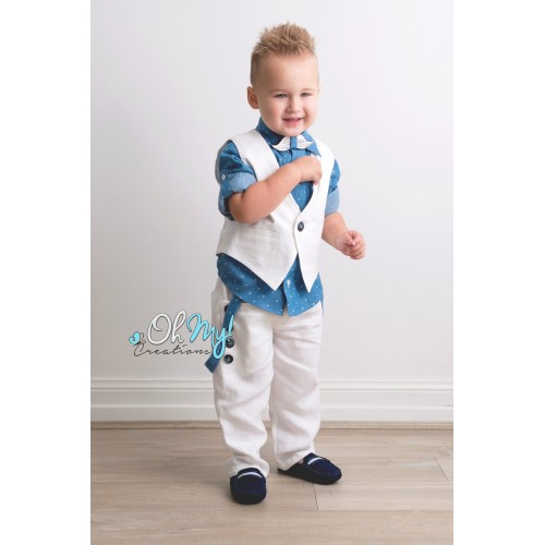 SOLD OUT / ROBERT - Liitle Boys Suit