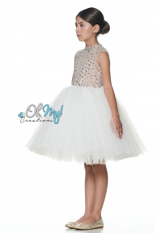 White Flowers - Style WF004