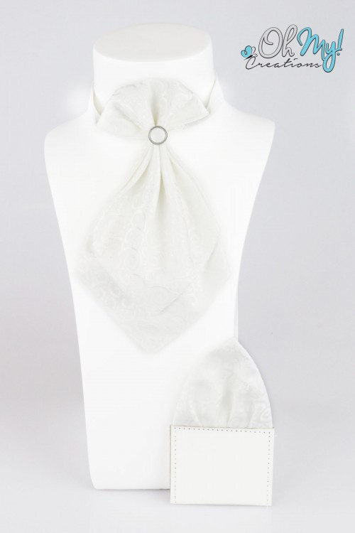 BOYS CRAVAT - BLUE