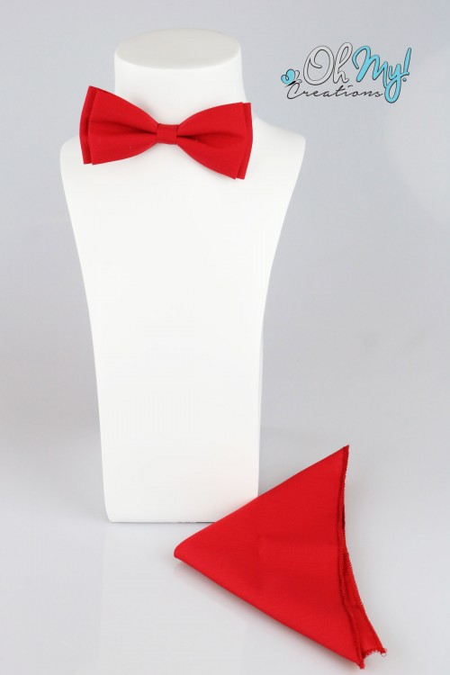 BOYS BOW - RED