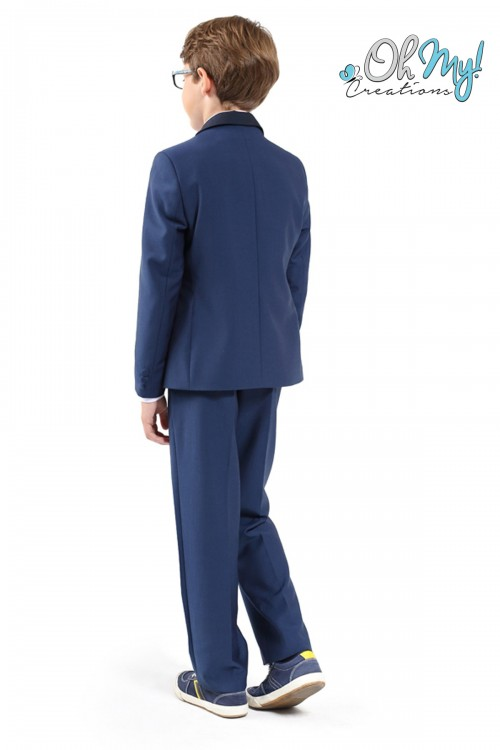 BOYS SUIT - JACK BLUE