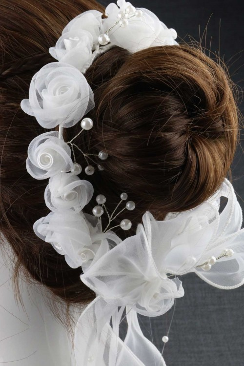 BUN WREATH 146