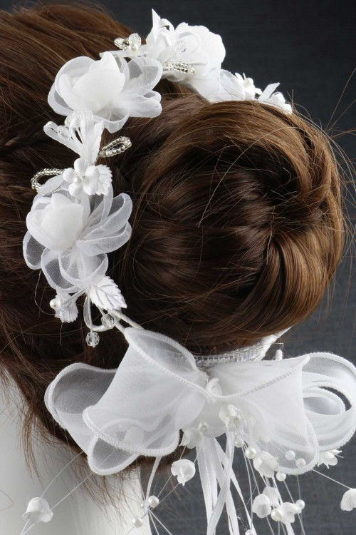 BUN WREATH 155