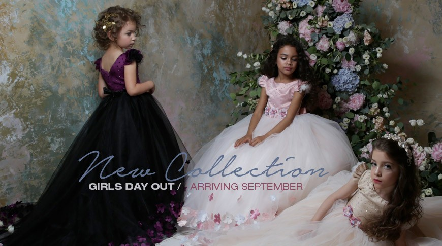 Girls Day Out - Dress Collection Arriving September