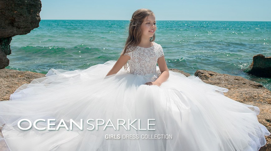 Ocean Sparkle Dress Collection