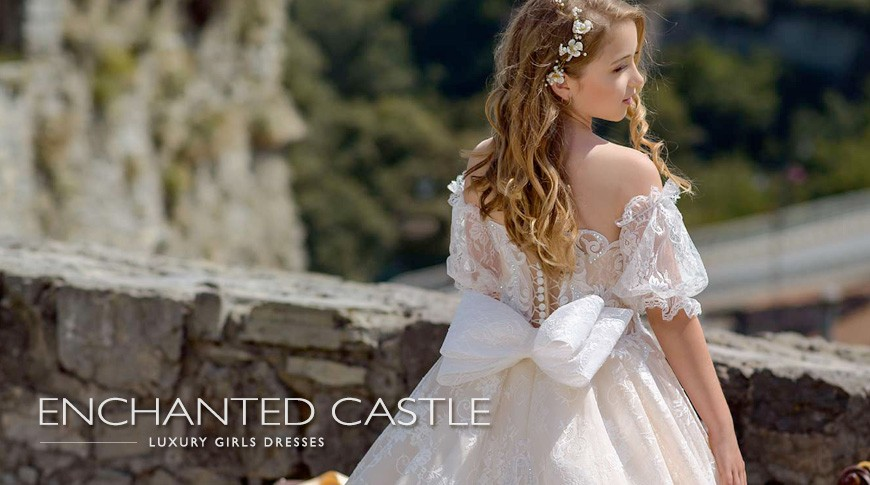 Enchanted Castle Girls Dress Collection