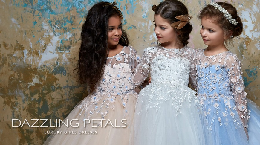 Dazzling Petals - Dress Collection