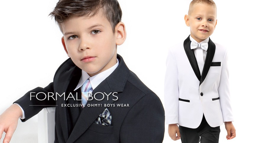 Formal Boys Wear