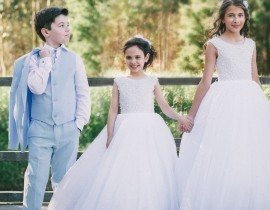 Why A Child's First Holy Communion Is A Big Deal